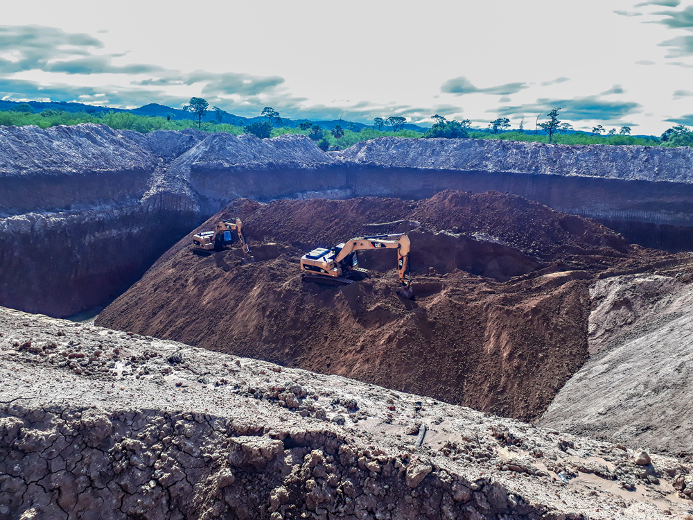 Santa Cruz perfila Bs 36 MM por regalías mineras este año