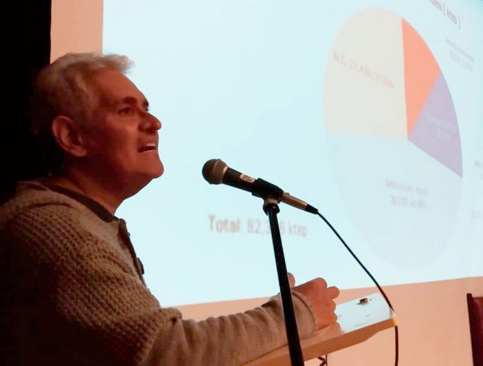 El agronegocio acelerará depredación de Amazonia: exdiputado Róger Cortéz