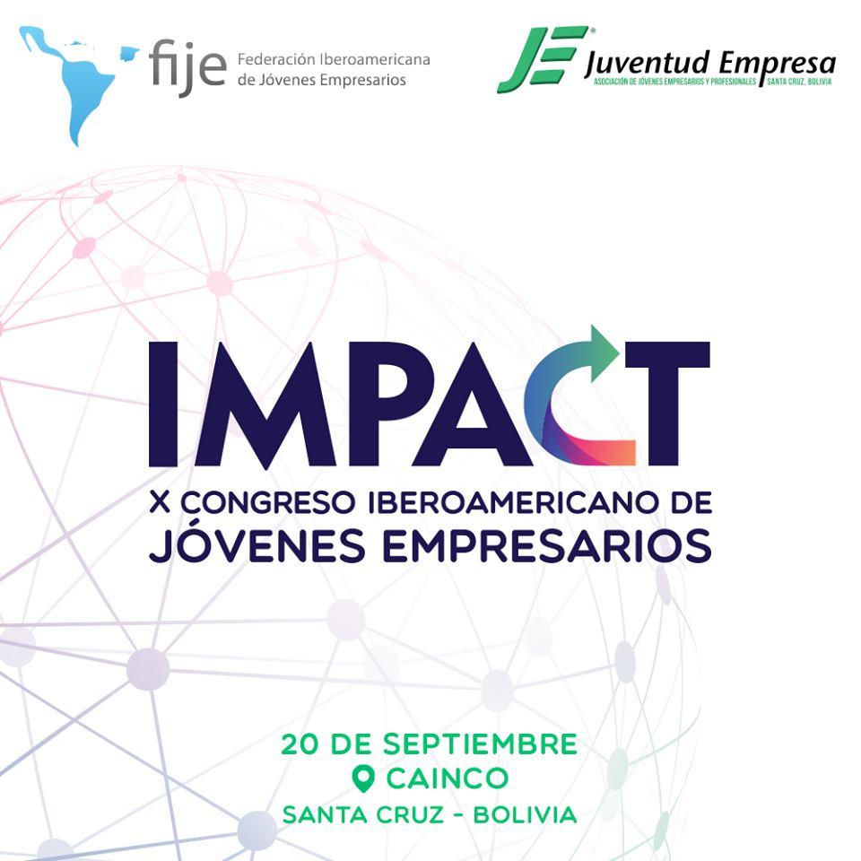 Jóvenes empresarios serán protagonistas del primer congreso iberoamericano del país