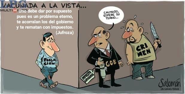 Escritor Homero Carvalho hace pública su protesta contra el sistema impositivo boliviano
