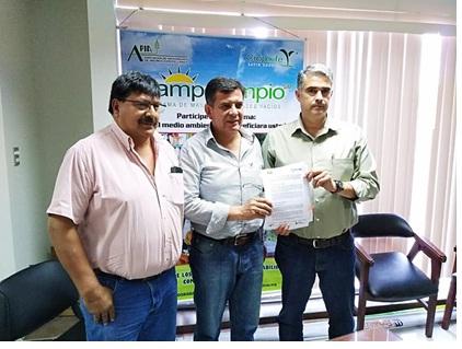 Alianza Interinstitucional Coadyuvará en la gestión de envaces vacíos de plaguicidas por parte de pequeños productores agrícolas