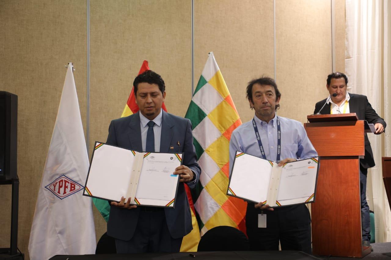 YPFB, INIAF y YLB se unen para mejorar producción de caña de azúcar