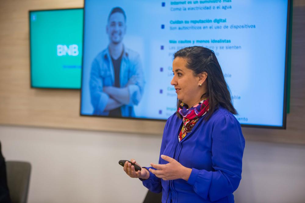 BNB realizó Taller de Innovación y Talento Humano para conectar con las universidades