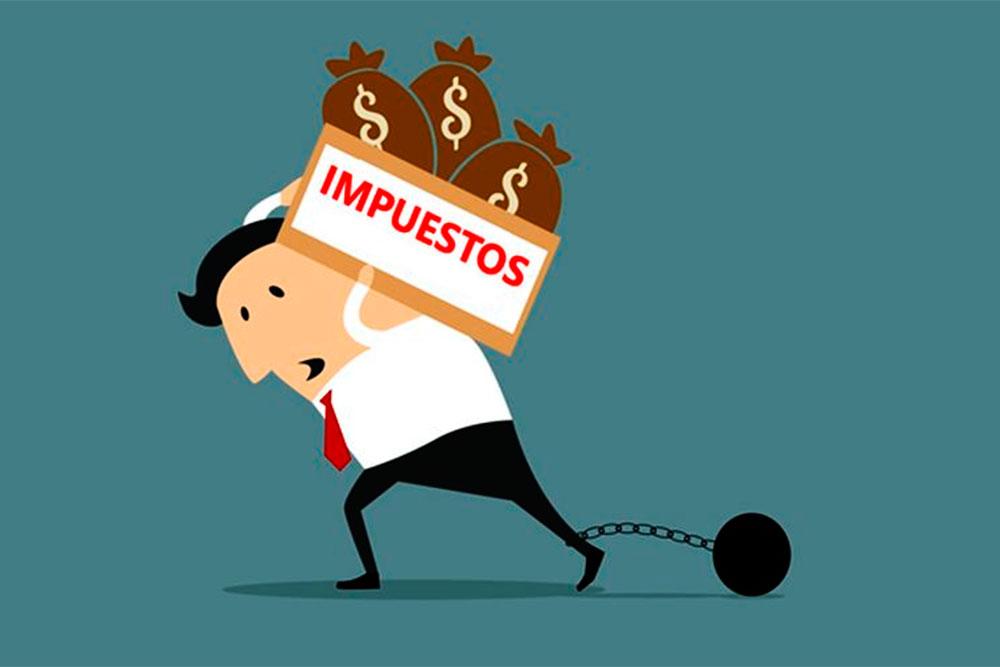 Política tributaria infernal de Bolivia