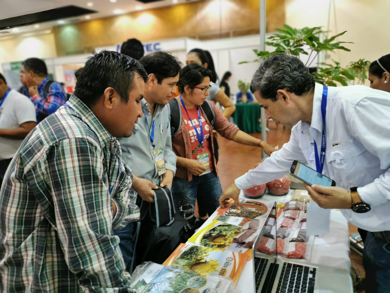 Gobierno promueve espacios nacionales con el fin de generar el uso de semillas de calidad