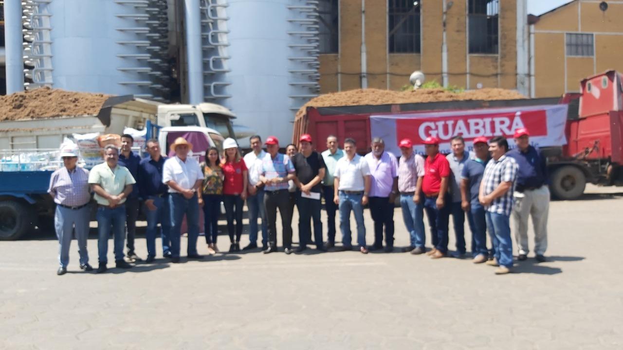 Cañeros se solidarizan con ganaderos de la Chiquitania
