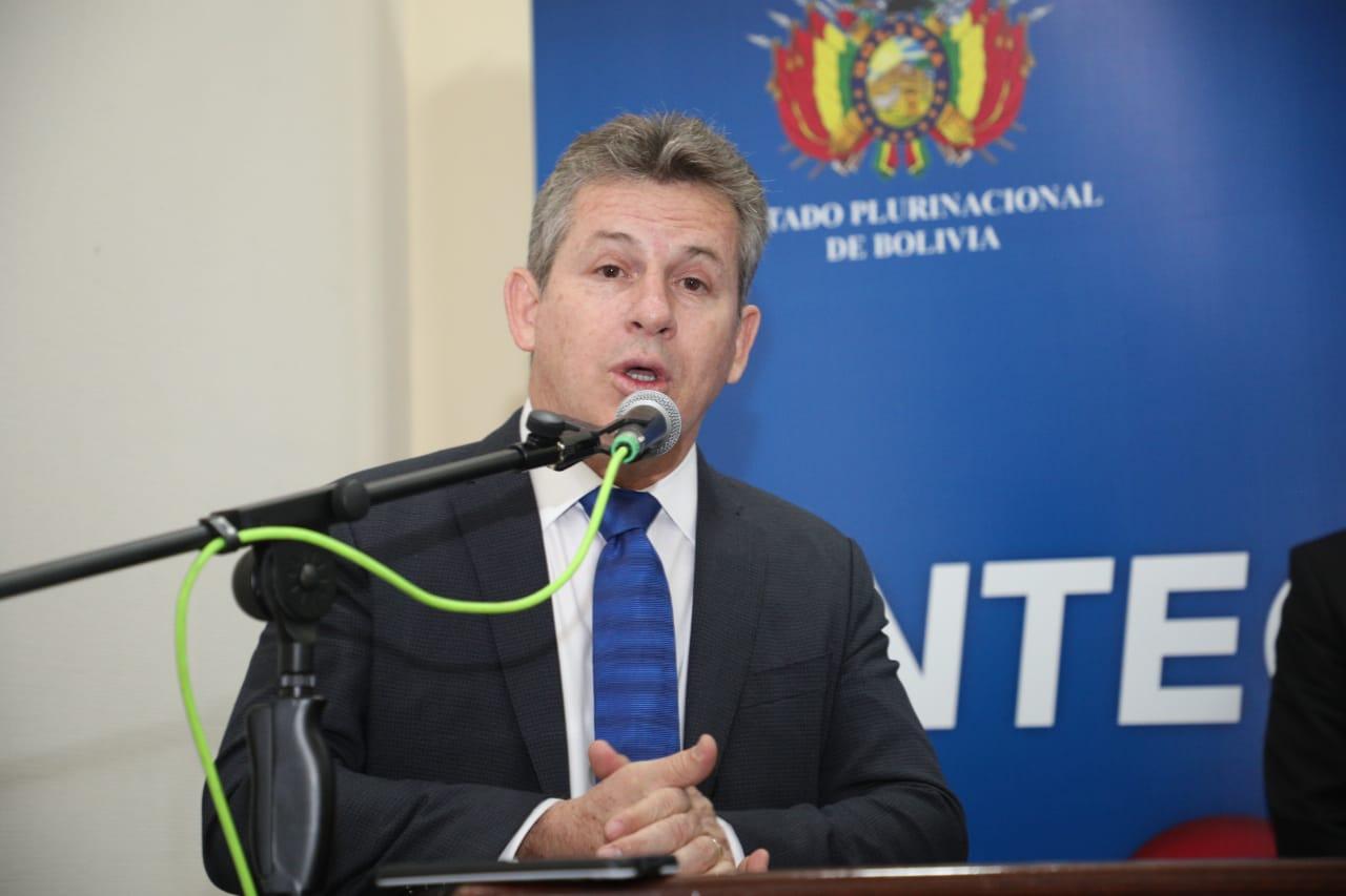 YPFB y MTGas conformarán empresa binacional en Brasil