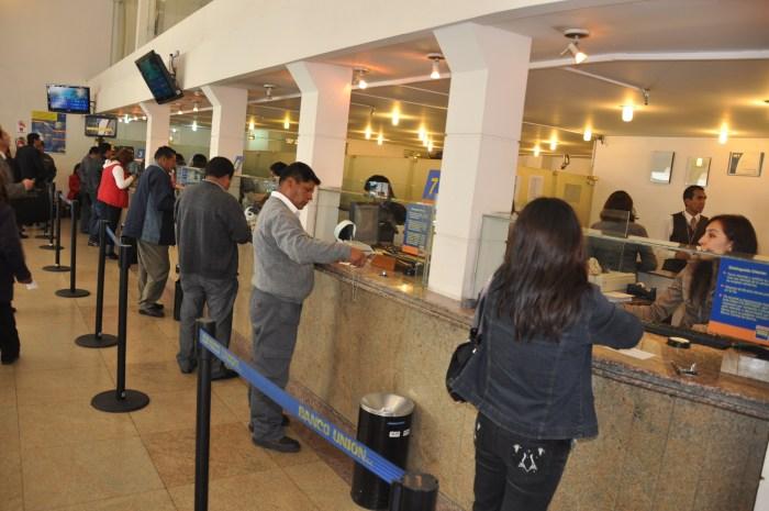 93% de la población boliviana cuenta con cobertura de servicios financieros