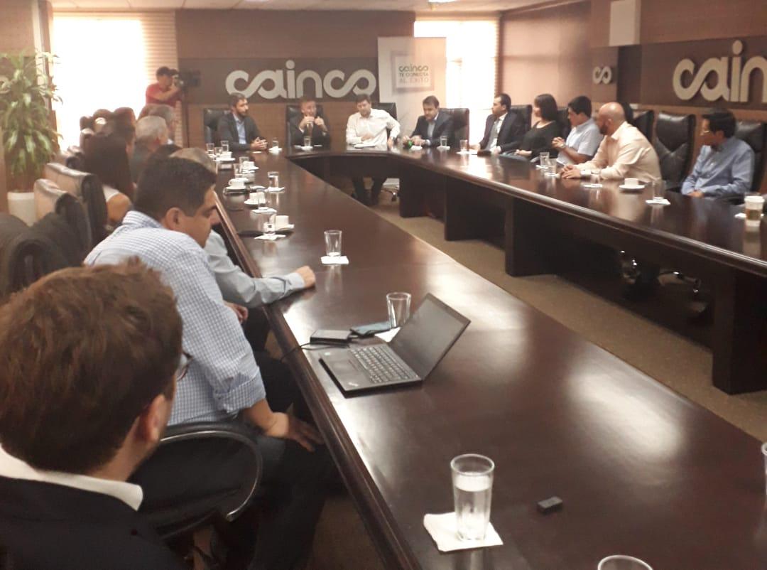 CAINCO y Bureau de Rio de Janeiro firman convenio de cooperación