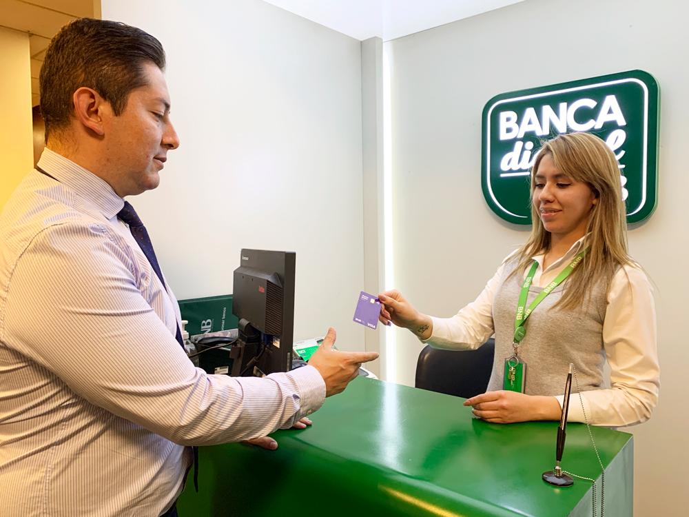 BNB Lanza Banca Activa, especializada para personas entre 36 y 59 años de edad.