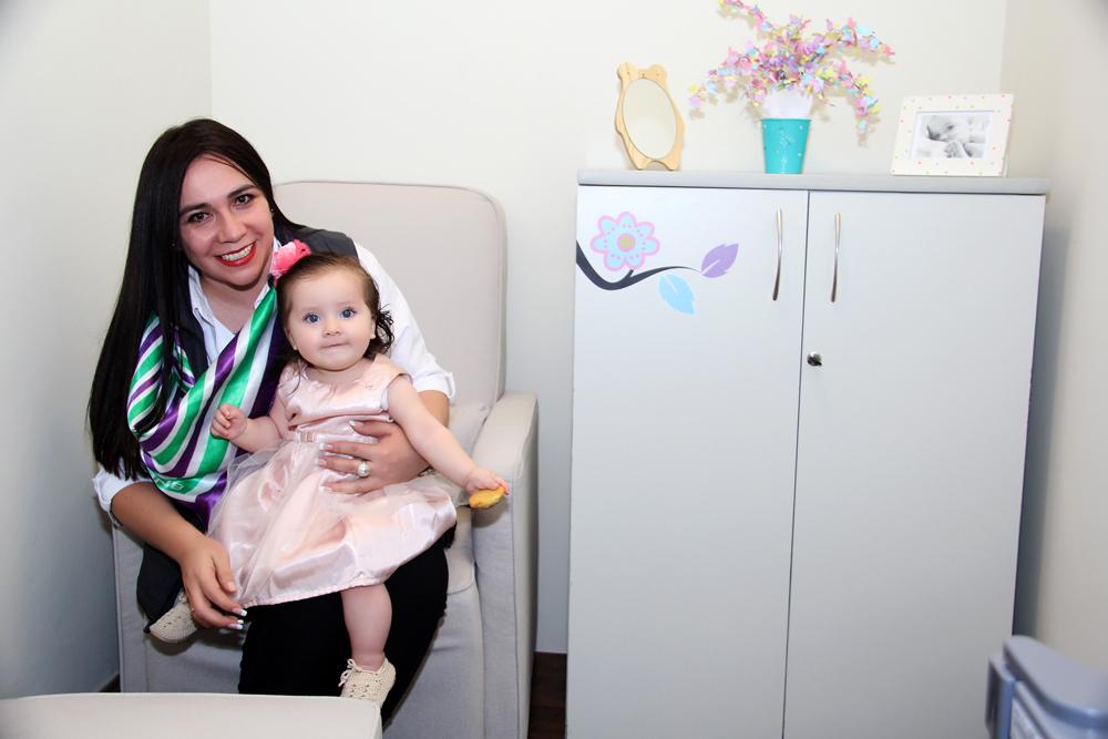 BNB instala salas de lactancia materna en sus principales oficinas