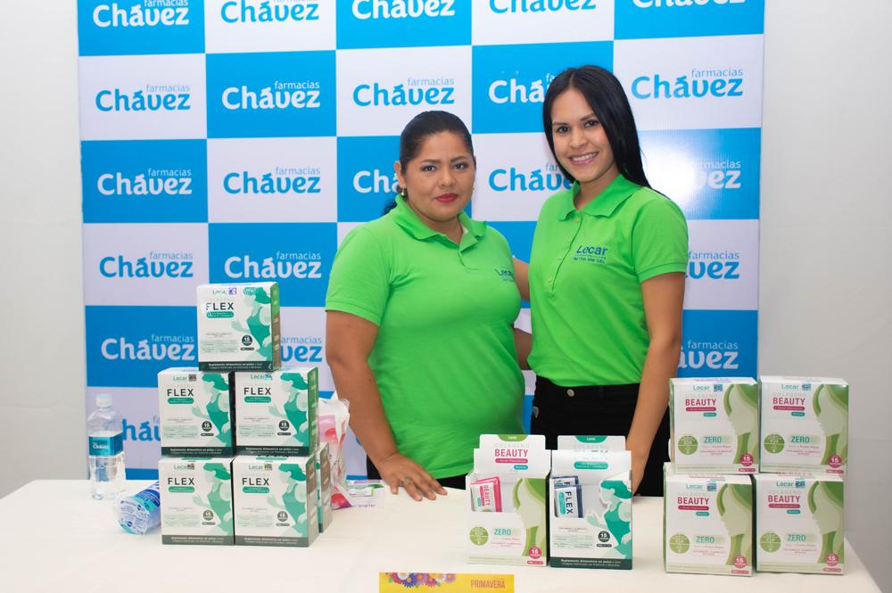 Feria de la Belleza de Farmacias Chávez exhibió novedades de diferentes productos de bienestar y cuidado personal