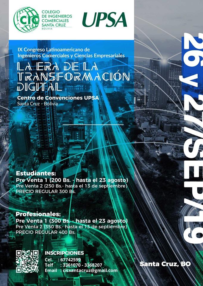 Cierran con éxito el IX Congreso Latinoamericano de Ingenieros Comerciales y Ciencias Empresariales