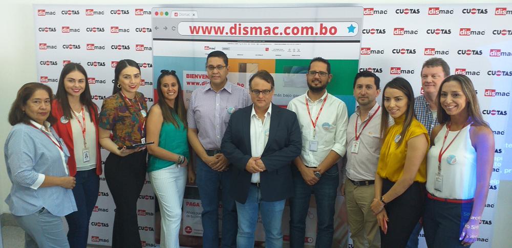 DISMAC tendrá en su tienda online más de 4000 productos para comprar