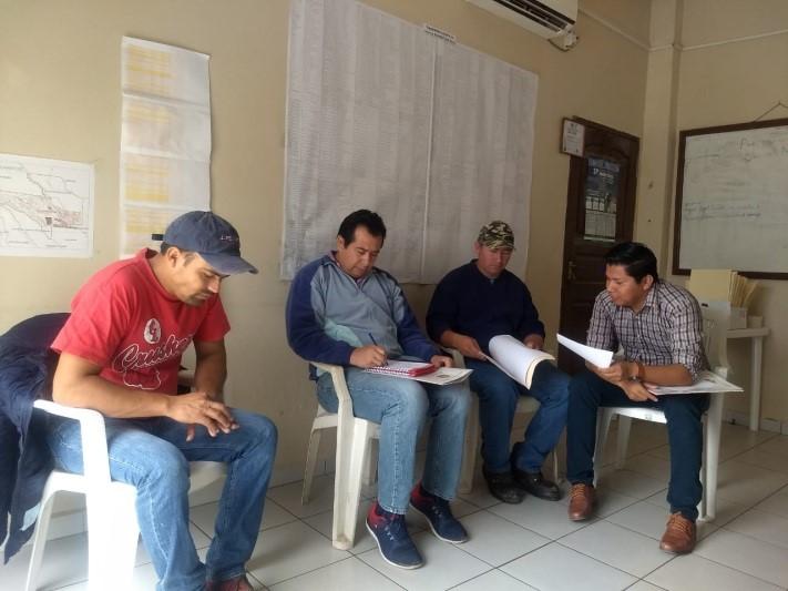 Fegazacruz gestiona financiamiento de pozos de agua para ganaderos en la Chiquitania