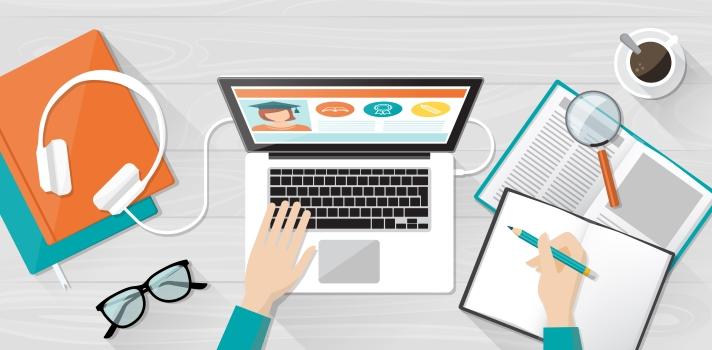 ¿Estás listo para aprender en línea? Seis razones que te harán hacer el clic