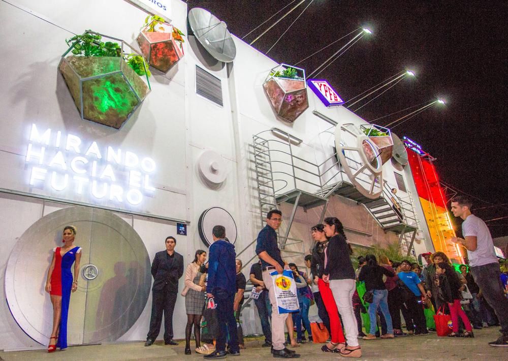 """""""Horizonte Bolivia"""" de YPFB fue uno de los stands más visitados en la Expocruz 2019"""