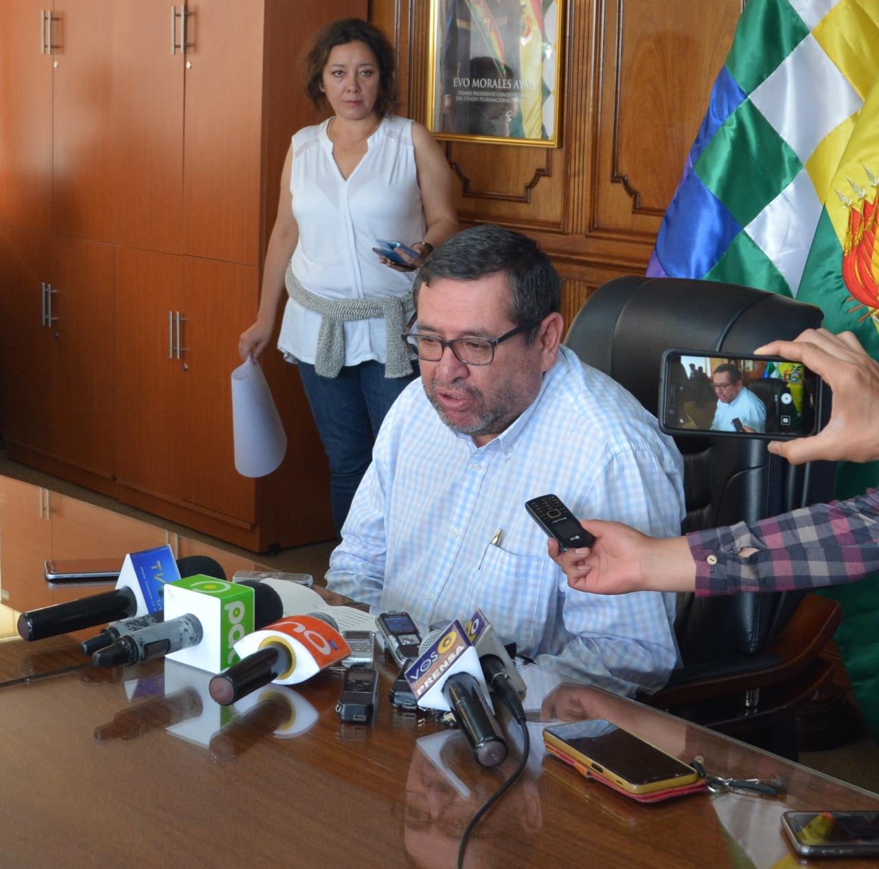 Ministerio de Energías denunció atentado explosivo a la subestación eléctrica de Machacamarca