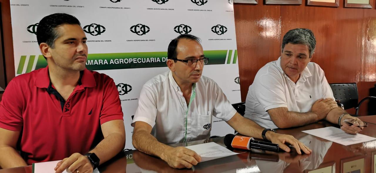 CONFEAGRO coordina envío de alimentos a ciudades de Bolivia