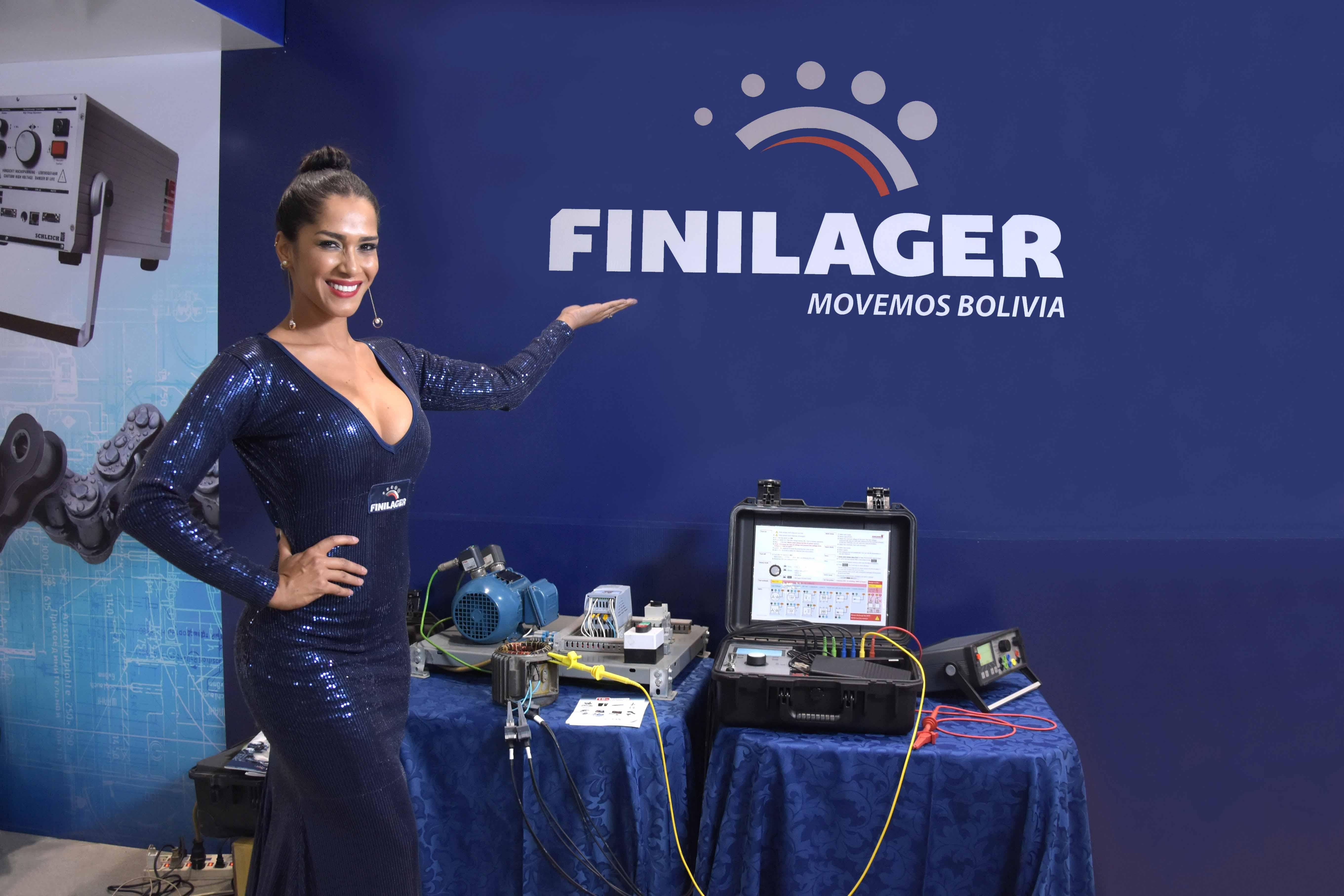 Finilager exhibe el potencial de cuatro marcas en la Expoteco