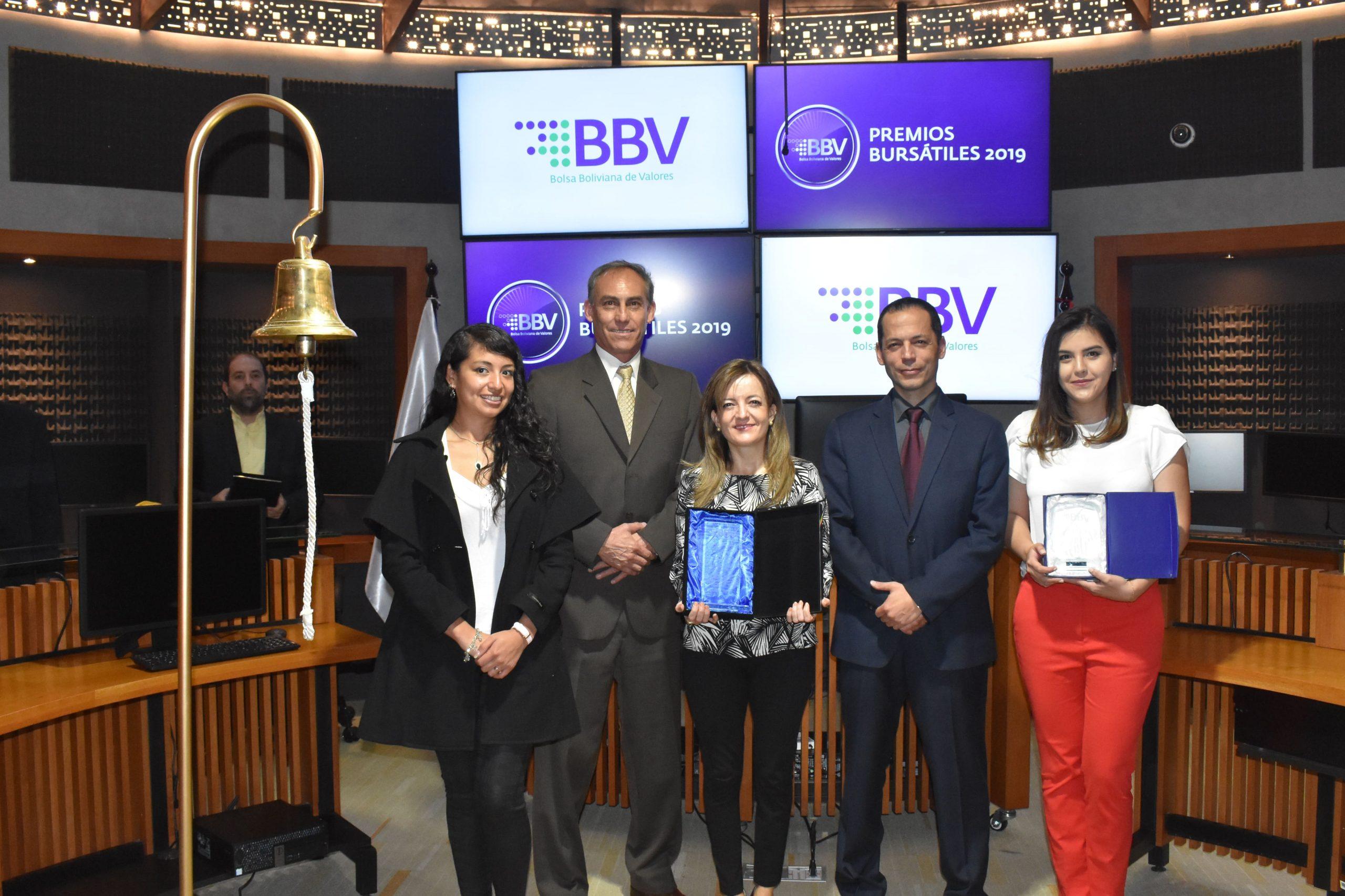 BNB Valores S.A. es la Mejor Agencia de Mercado Primario