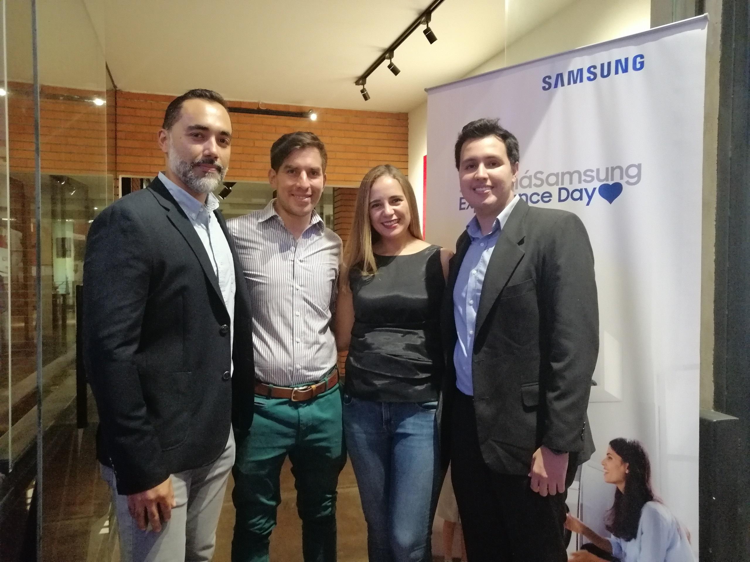 Samsung desarrolla un workshop exclusivo para mamás sobre los beneficios de sus productos Premium