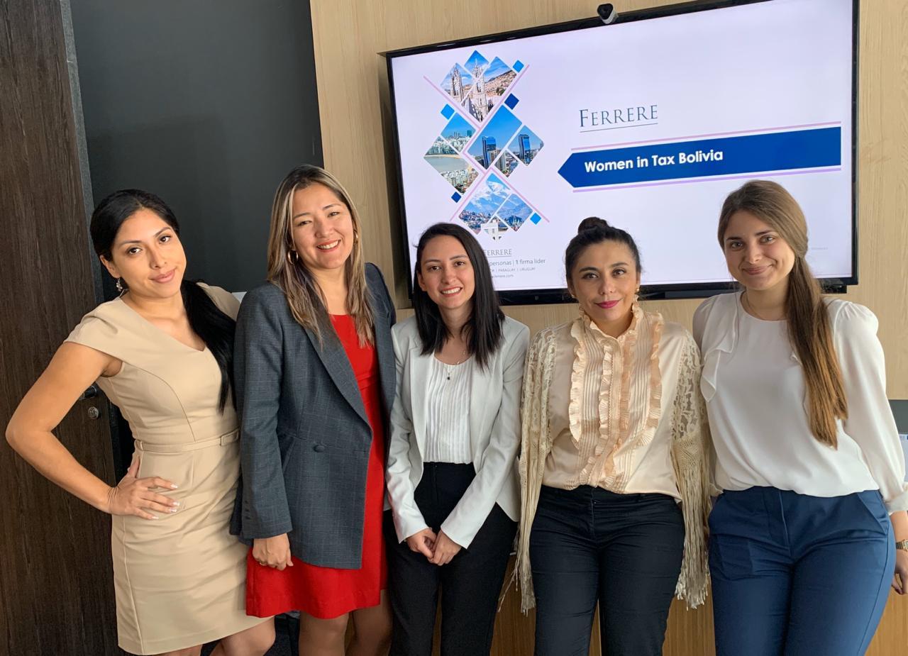"FERRERE organizó el ""VI Encuentro de Women in Tax"""