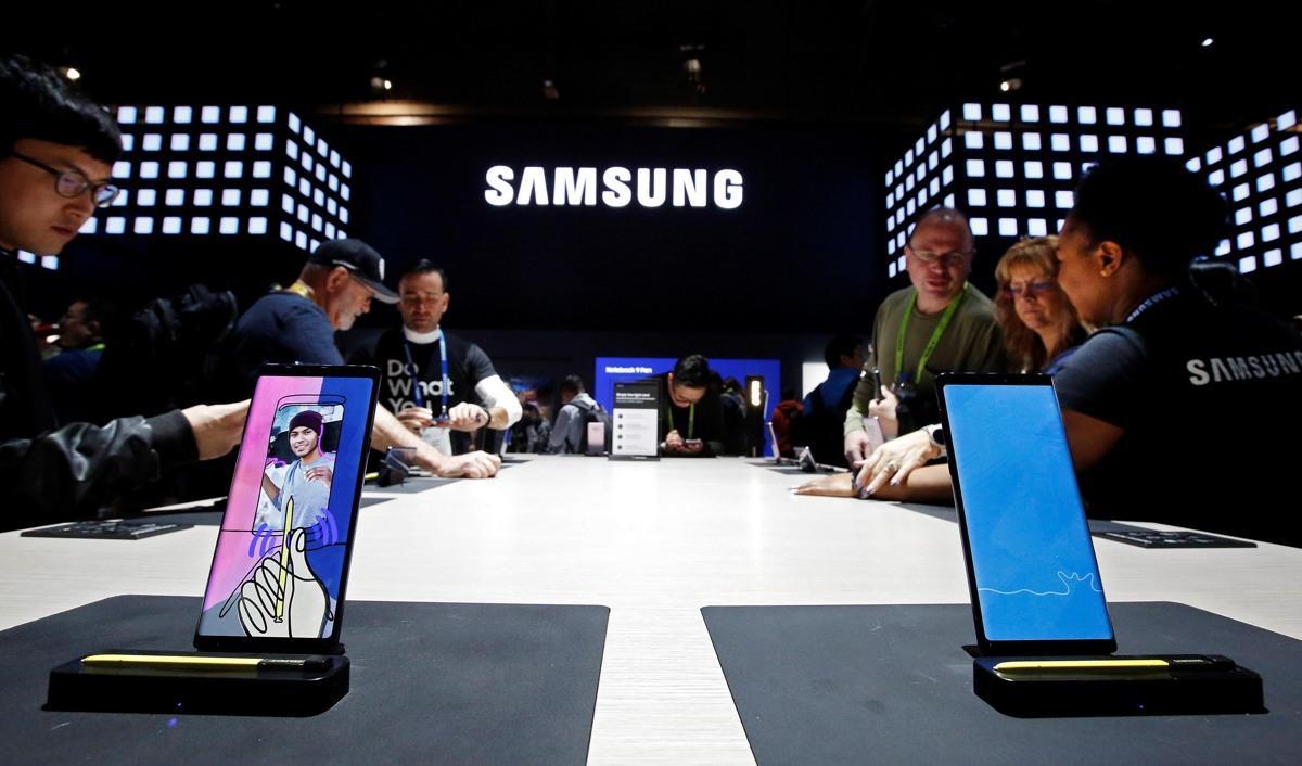 Desiree Durán viaja a Las Vegas para asistir al CES 2020 junto a Samsung