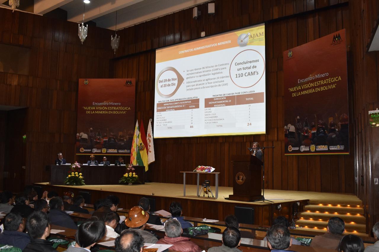 El Ministerio de Minería emitió dos resoluciones que modifican el Reglamento de Adecuaciones en beneficio de los APM's