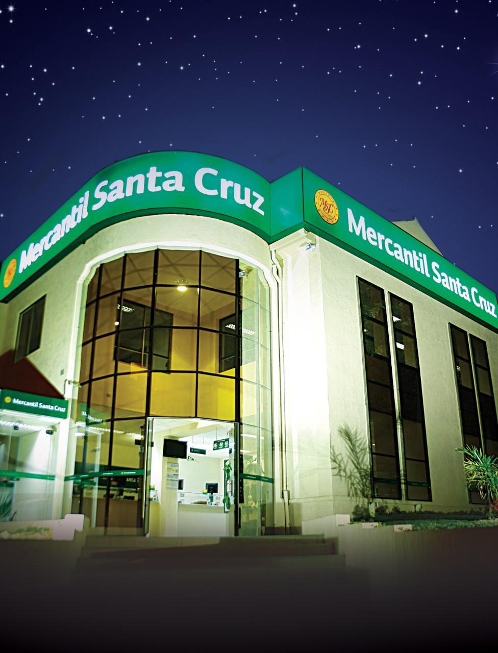 El Banco Mercantil Santa Cruz recibe reconocimientos que avalan y reafirman su liderazgo en el mercado financiero