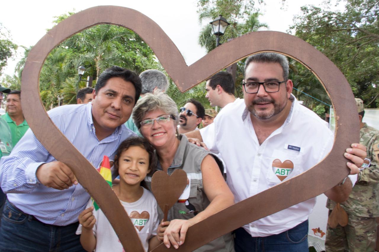 ABT lanza su Campaña Corazón Marrón beneficiando a 800 niños ignacianos