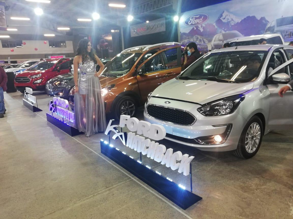 Christian Automotors presenta el nuevo Ford KA 2020