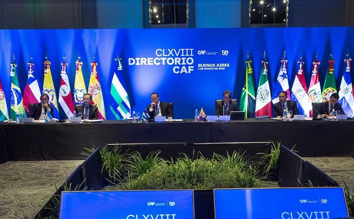 CAF pone a disposición USD 300 millones para atender las contingencias por el Coronavirus en América Latina