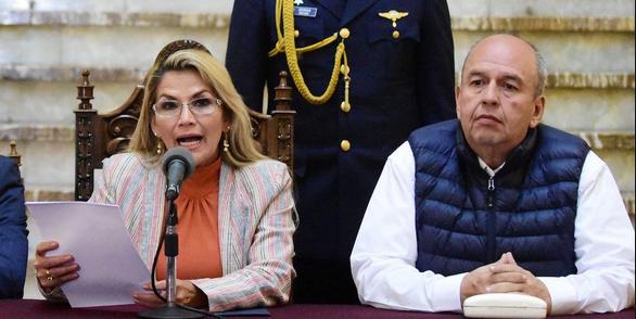 Presidenta Áñez designa al Ministro de Gobierno como delegado presidencial en Santa Cruz para combatir el coronavirus