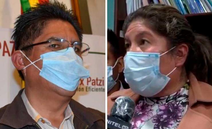 Gobernadores de La Paz y Cochabamba plantean flexibilizar la cuarentena