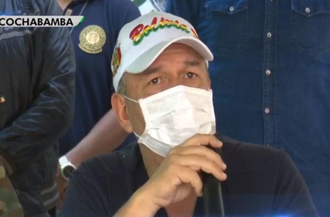 "Gobierno encapsula a Chapare por coronavirus: ""Nadie entra, nadie sale"""
