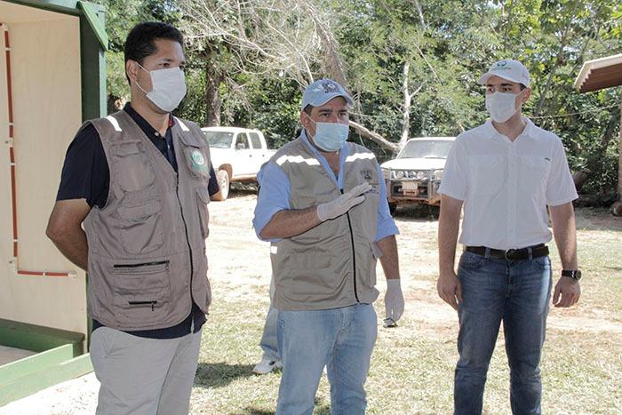 ABT prepara la atención a  usuarios equipando sus unidades operativas con equipos de bioseguridad