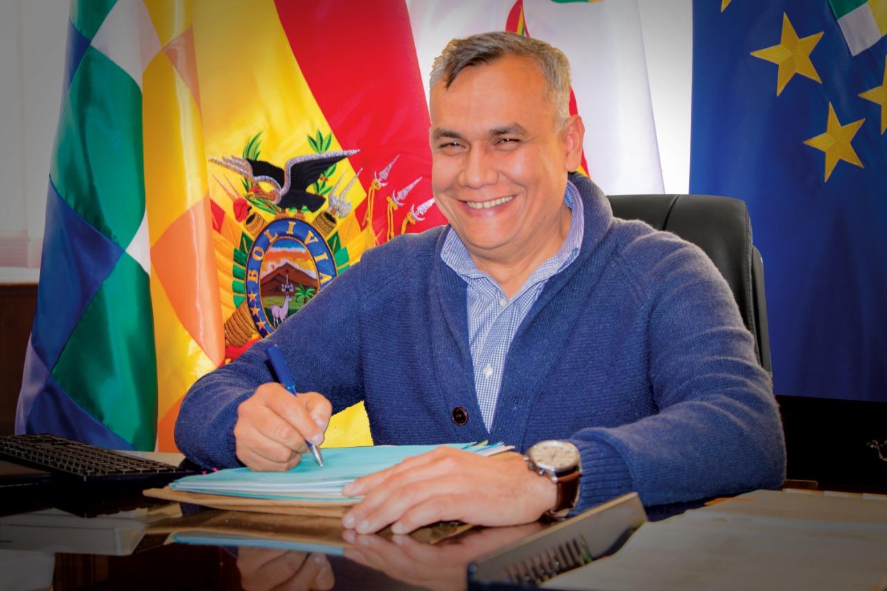 Humberto Antonio Leigue Vaca nuevo Presidente ejecutivo de ENDE Corporación