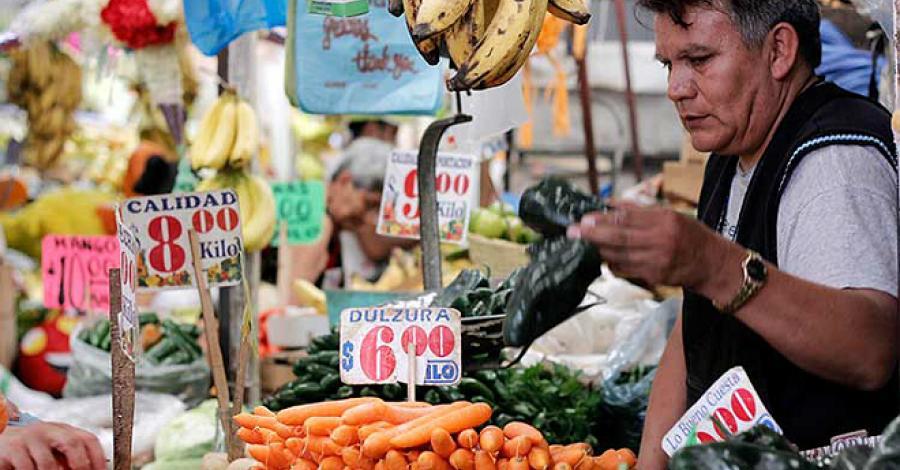 En marzo de 2020: el Índice de Precios al Consumidor registró variación positiva de 0,12%