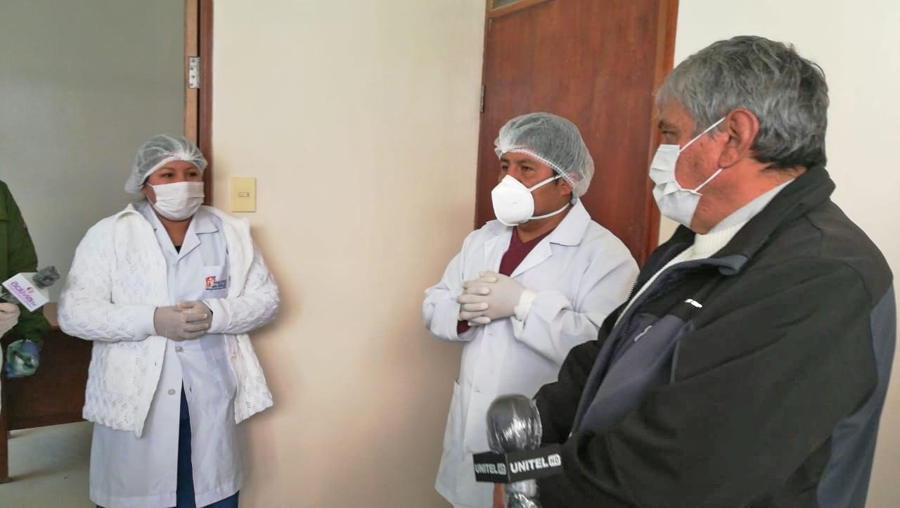 """El rubro de la construcción reanuda actividades con """"rigurosos sistemas de control"""" sanitario"""