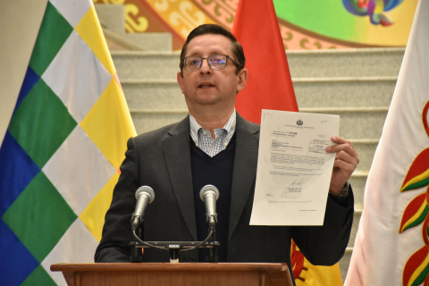 Gobierno envía al Legislativo proyecto de ley de alivio tributario y promoción de exportaciones de servicios