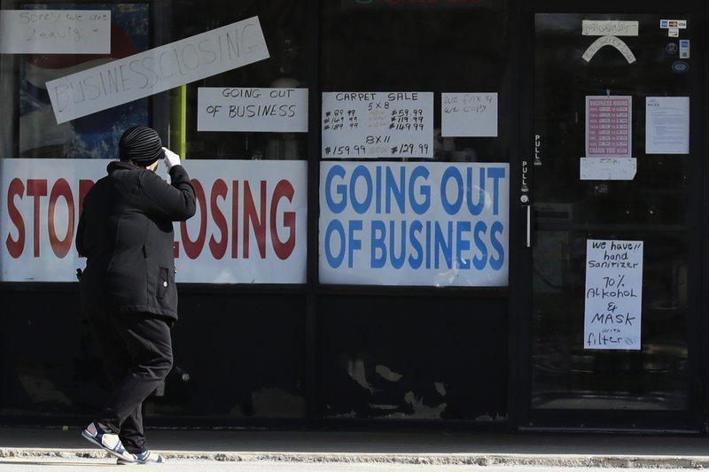 ONU prevé contracción de 3,2% en economía mundial