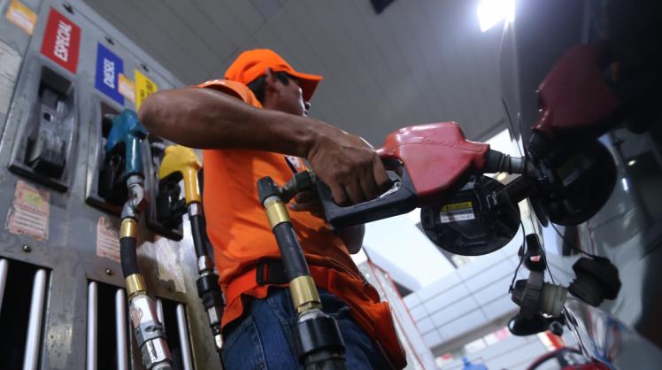 Importación de combustibles y lubricantes cae en 54% en el primer trimestre de 2020