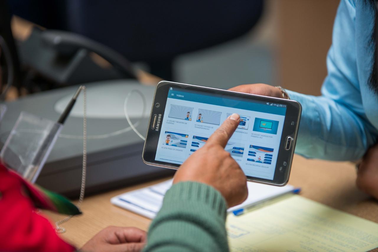 BancoSol apoya reactivación de las Pymes a través de un Centro Digital de Negocios