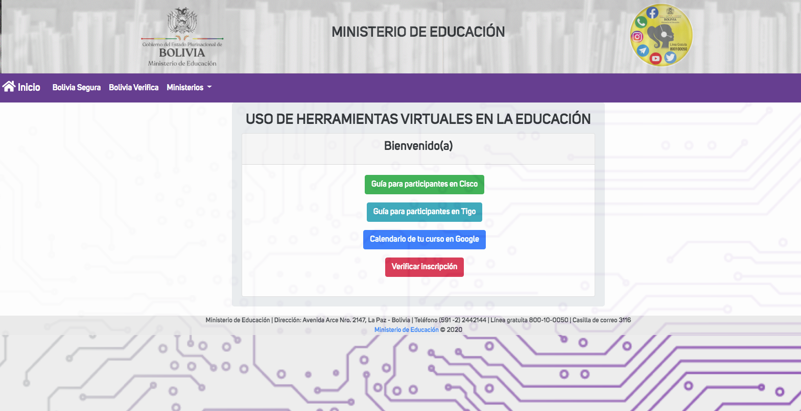 Más de 80.000 maestros de todo el país son capacitados en educación virtual