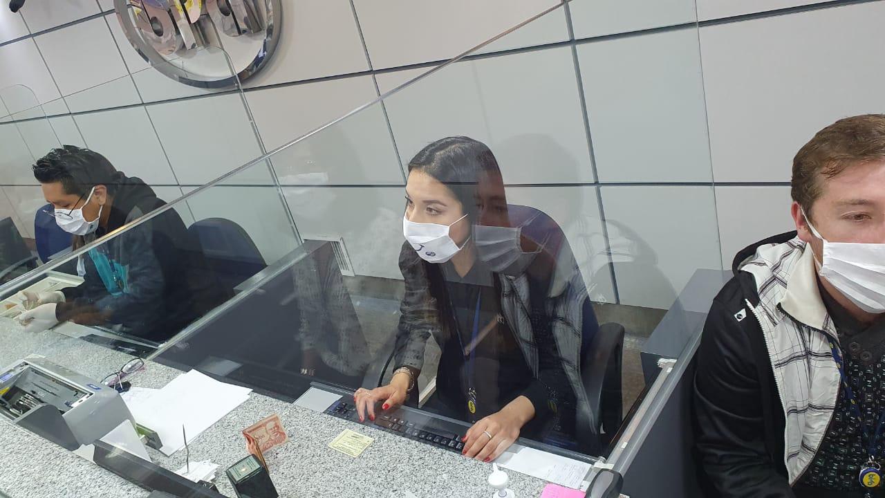 """Colaboradores de Banco BISA viven una jornada inusual en el """"Día del Bancario"""""""