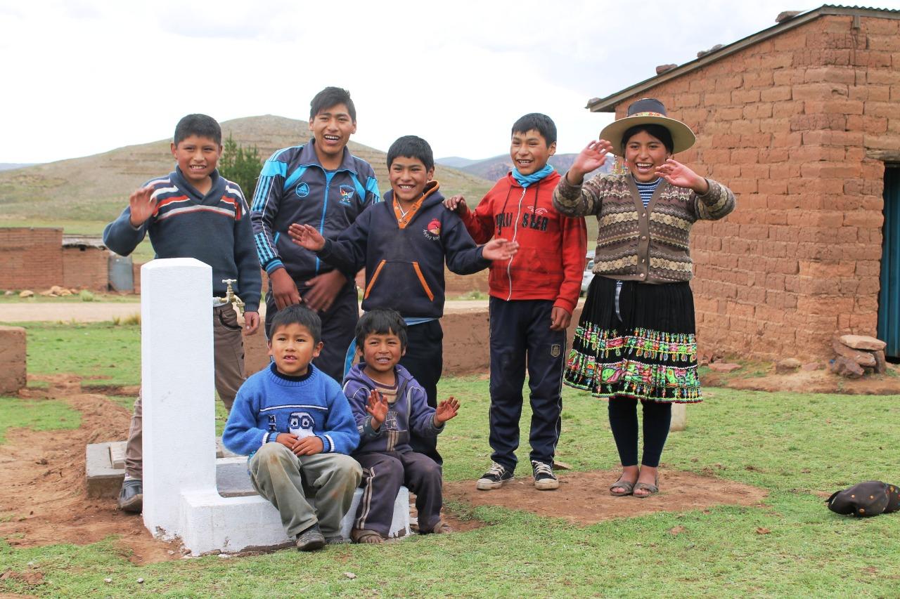 Banco Nacional de Bolivia S.A. y Visión Mundial lanzan Campaña de Recaudación para, juntos hacer frente a las consecuencias del COVID-19  #Súmate