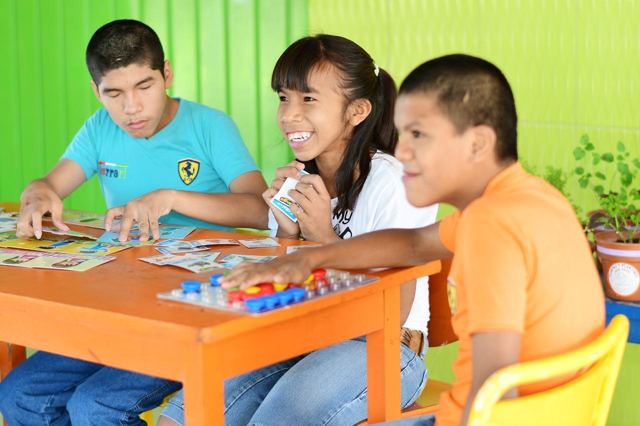 Más de 200 niños de hogares reciben apoyo de la Fundación Herbalife Nutrition