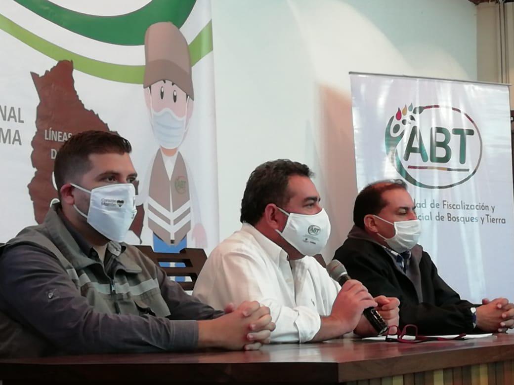 ABT implementa plan de acción inmediata e integral para la prevención y el control de quemas e incendios forestales