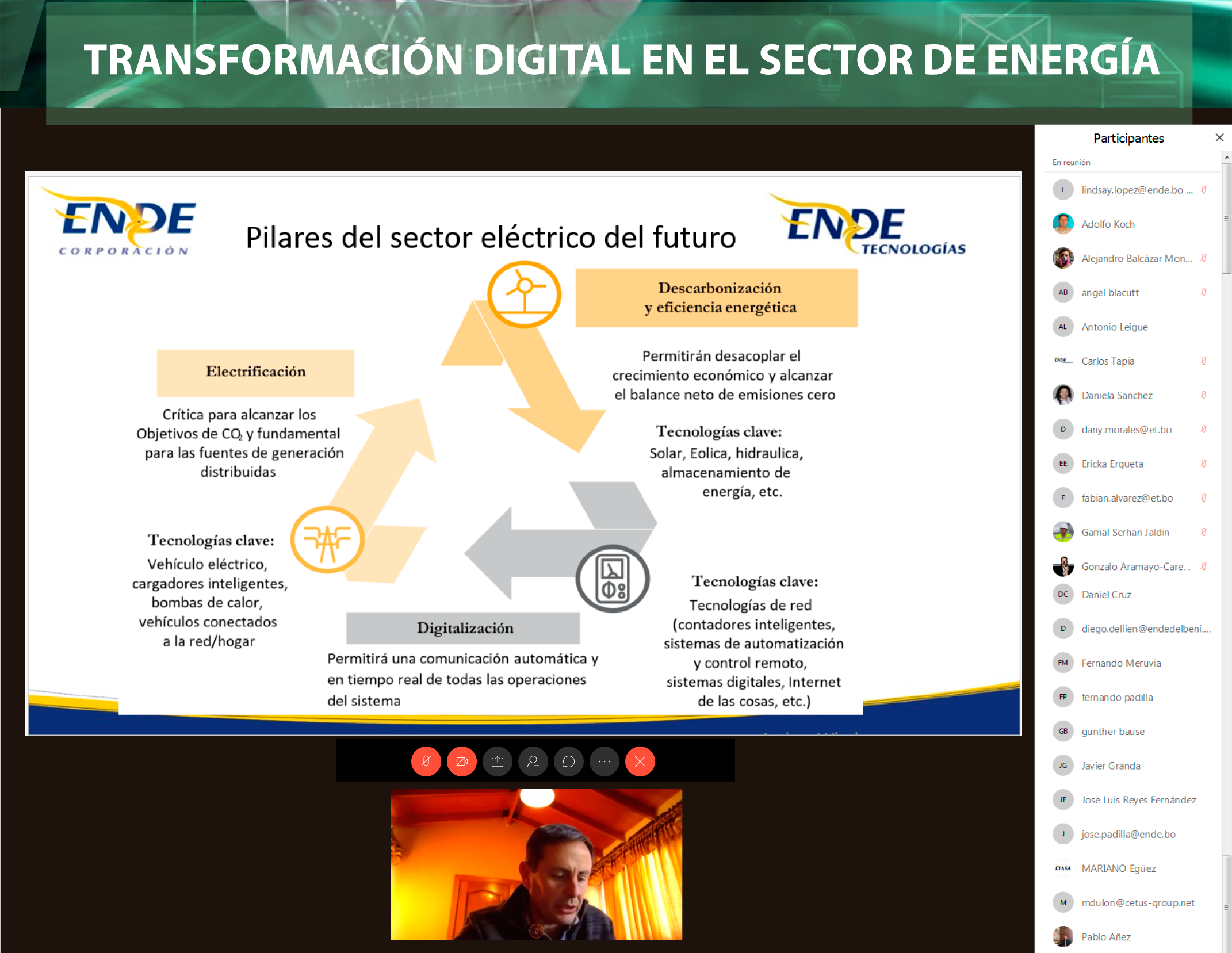 La digitalización, una oportunidad de transformación para el sector eléctrico